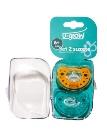 2 soother set U1201-SU06