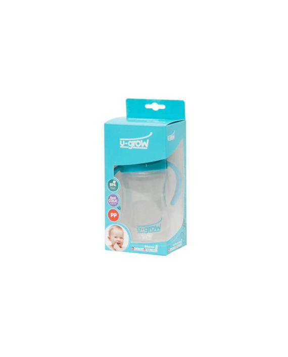 Silicone baby bottles with temperature sensor A-1106y