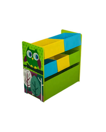 Fox Toy Organizer