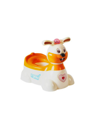 Bunny musical potty U8871-O