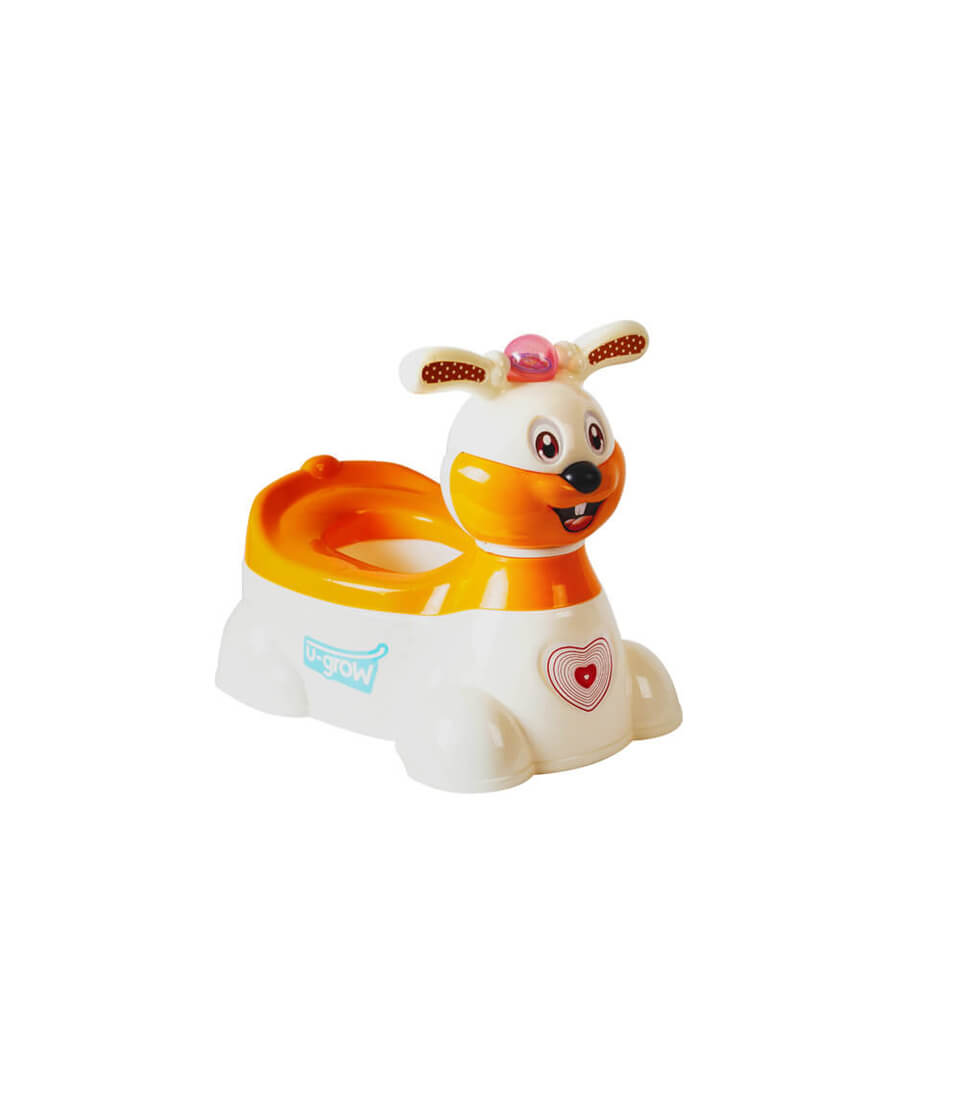Bunny musical potty U8871-O