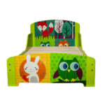 Junior Red Fox & Owl Bed