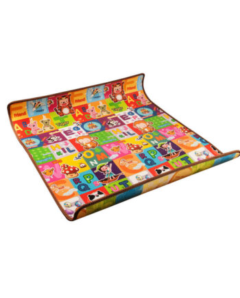 2 side educational play mat UMAT-181510