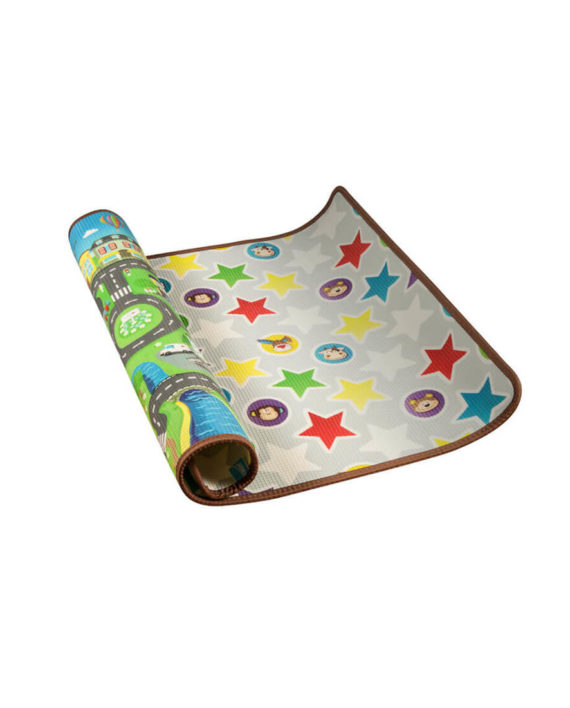 2 side educational play mat UMAT-161210