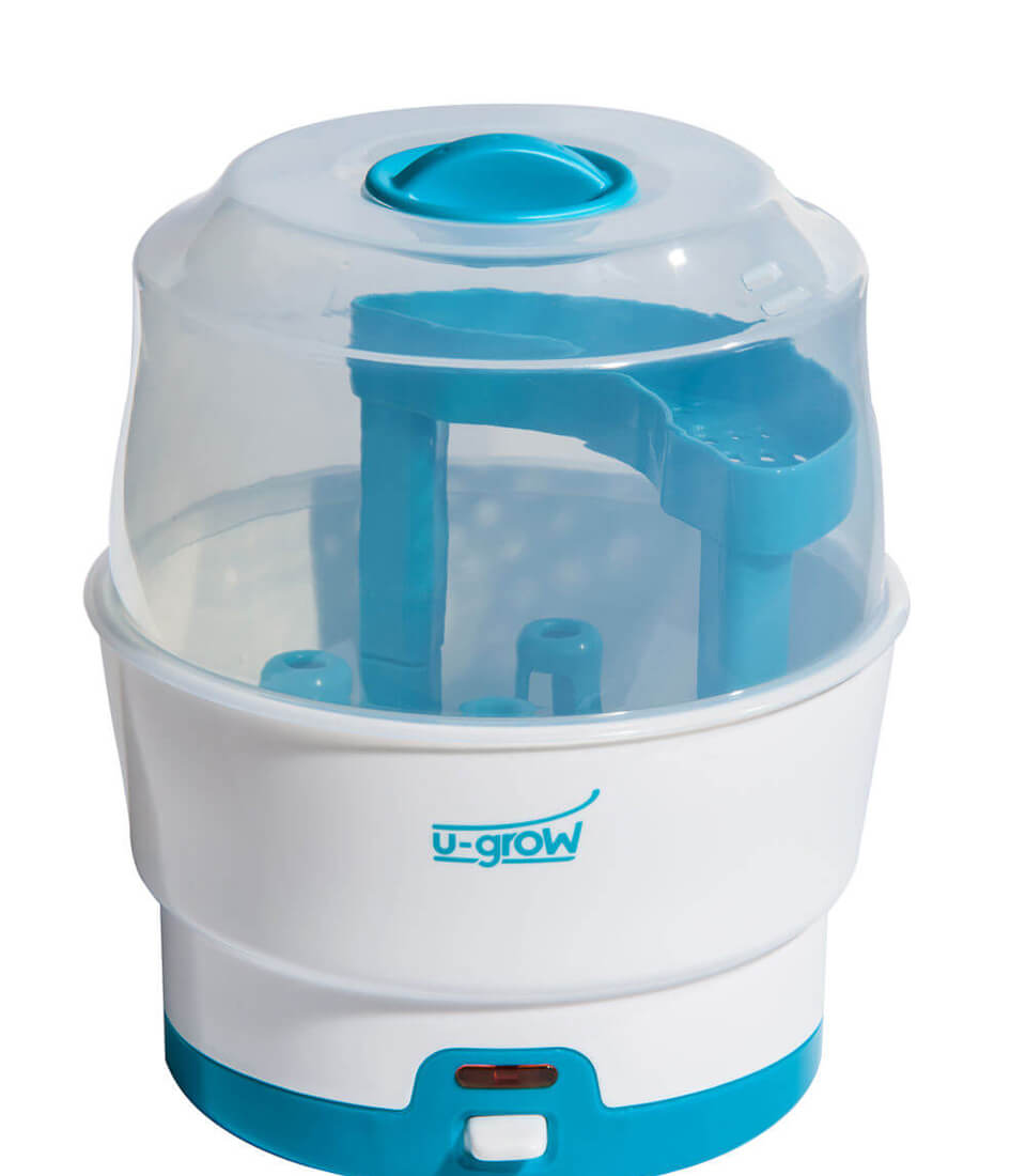 Baby bottle and accessories sterilizer