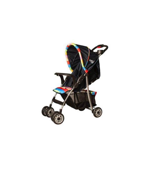 Folding stroller UGPC-BLU