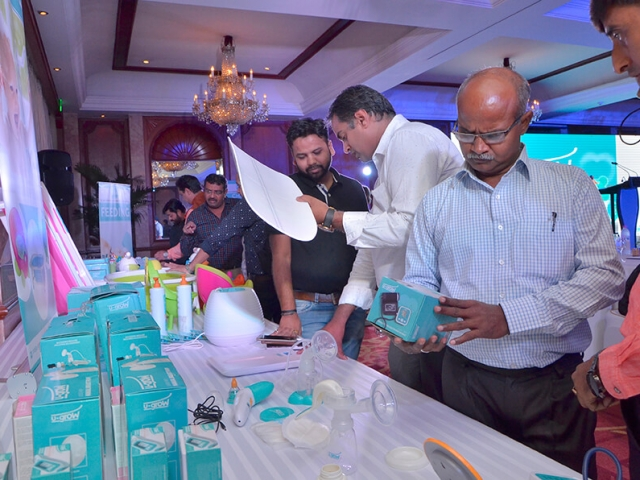 U-grow Brand Launch in India