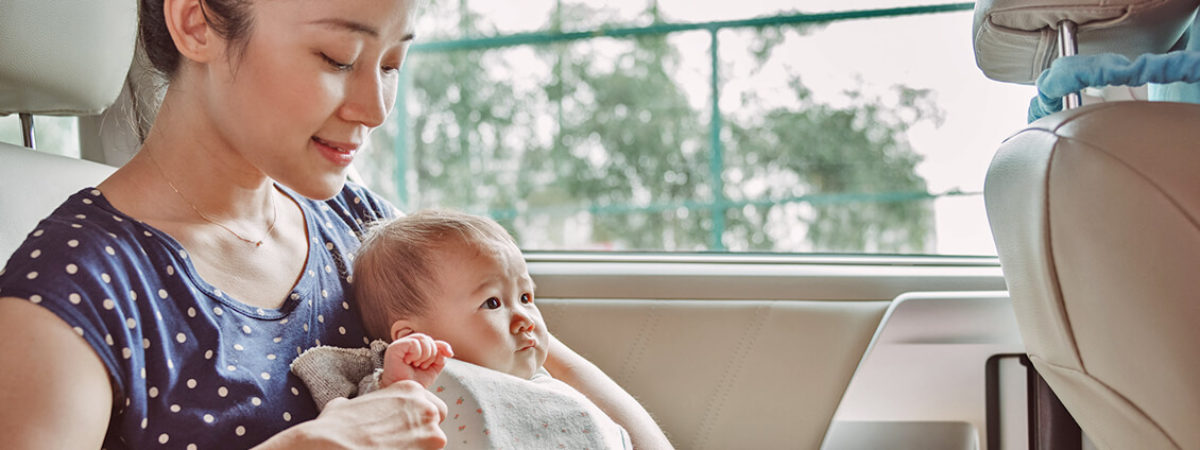 Travelling With a Baby? Here's Your Definitive Checklist
